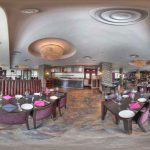 360 virtual tour of a restaurant, part of web 4 infinity portfolio
